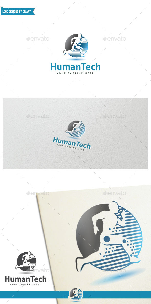 GraphicRiver HumanTech 10713968