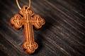 Christian wooden cross - PhotoDune Item for Sale