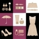 Fashion Set - GraphicRiver Item for Sale
