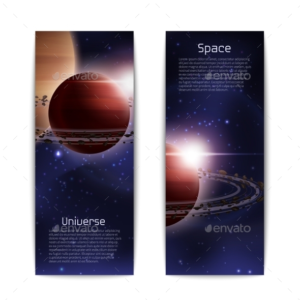 GraphicRiver Space Banners Vertical 10714603