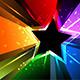 Rainbow Star - GraphicRiver Item for Sale