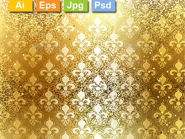 GraphicRiver Brocade Background 10714951