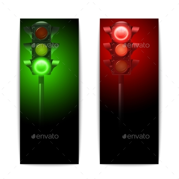 GraphicRiver Traffic Lights Banners 10715559