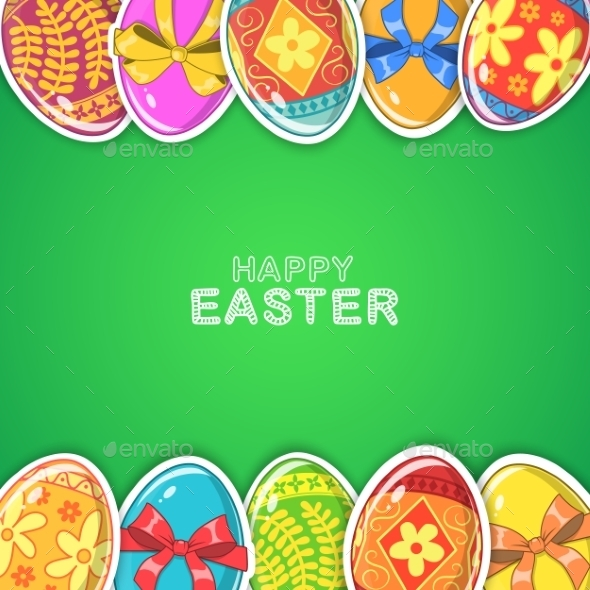GraphicRiver Easter Background 10715575