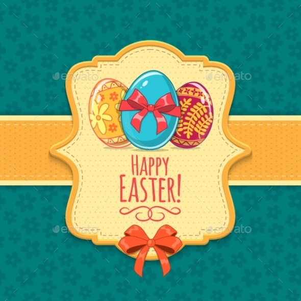 GraphicRiver Easter Background 10715586