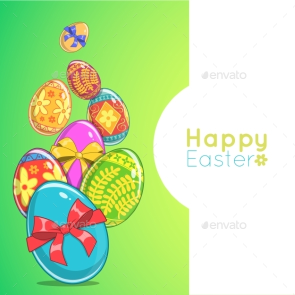 GraphicRiver Easter Background 10715588