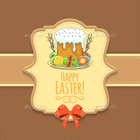 GraphicRiver Easter Background 10715593