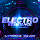 Electro Resistance - GraphicRiver Item for Sale