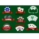 Casino and Gambling Icons Set - GraphicRiver Item for Sale