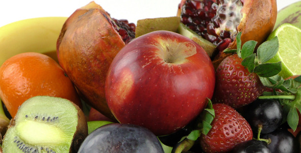 Fruits Composition 8