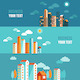 City Illustrations - GraphicRiver Item for Sale