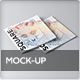 Square Brochure / Magazine Mock-Up - GraphicRiver Item for Sale