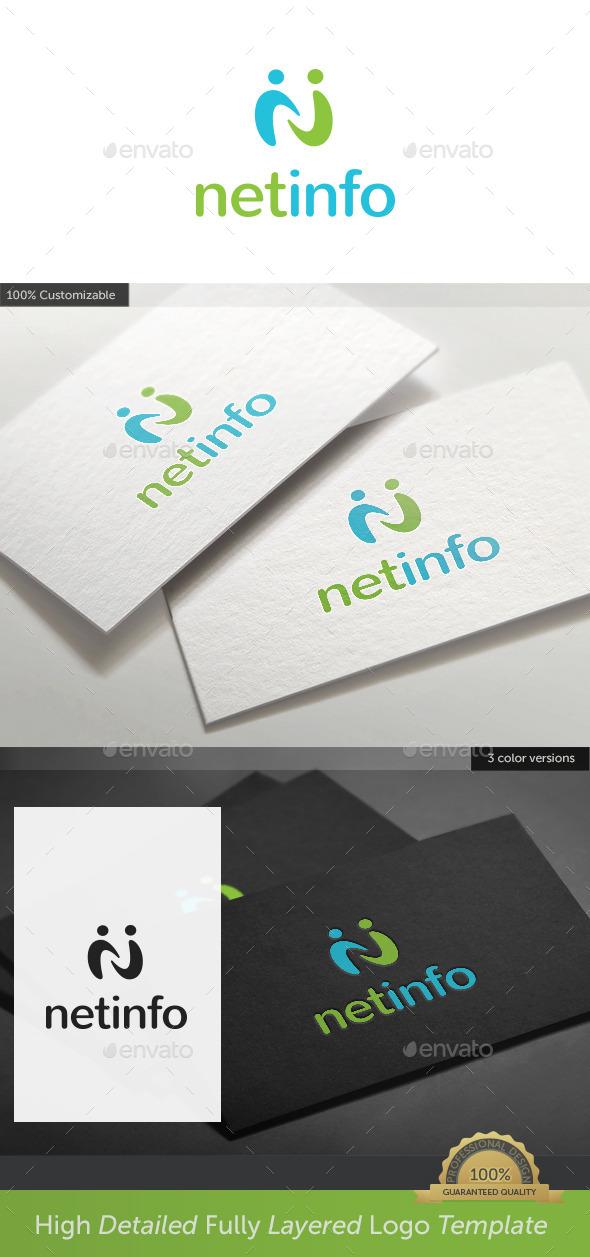 GraphicRiver Net Info Logo 10716670
