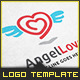 Security Angel - Logo Template
