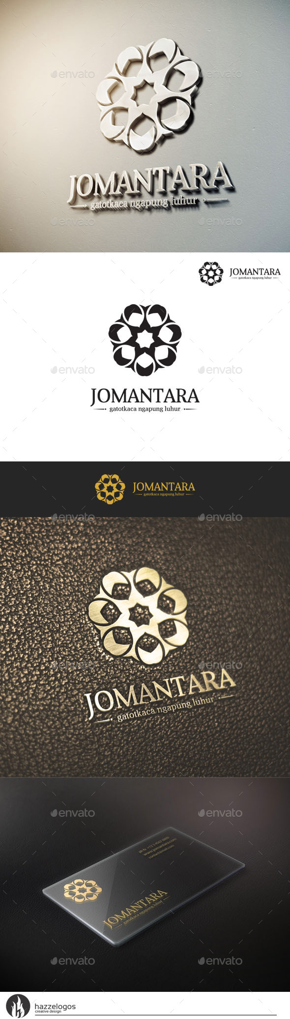 GraphicRiver Jomantara Logo 10717397