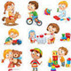 Cheerful Children's Pack 2