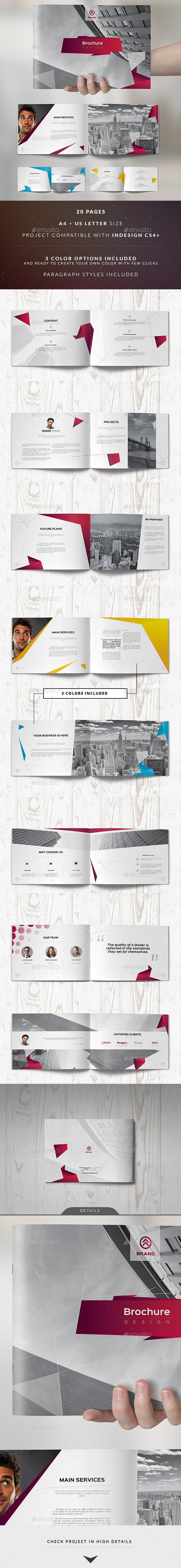 GraphicRiver Multipurpose Business Catalog Brochure 2 10717868