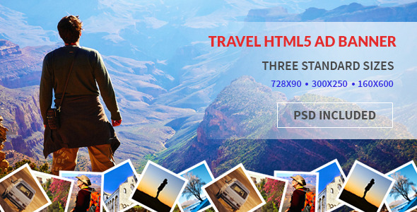 CodeCanyon Tours and Travel HTML5 Google Ad 10718328
