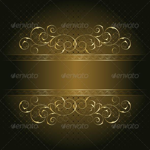 graphicriver retro frame 133973 stock vector decorative backgrounds