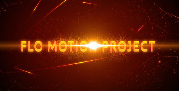 After Effects Project - VideoHive FLO MOTION 132801