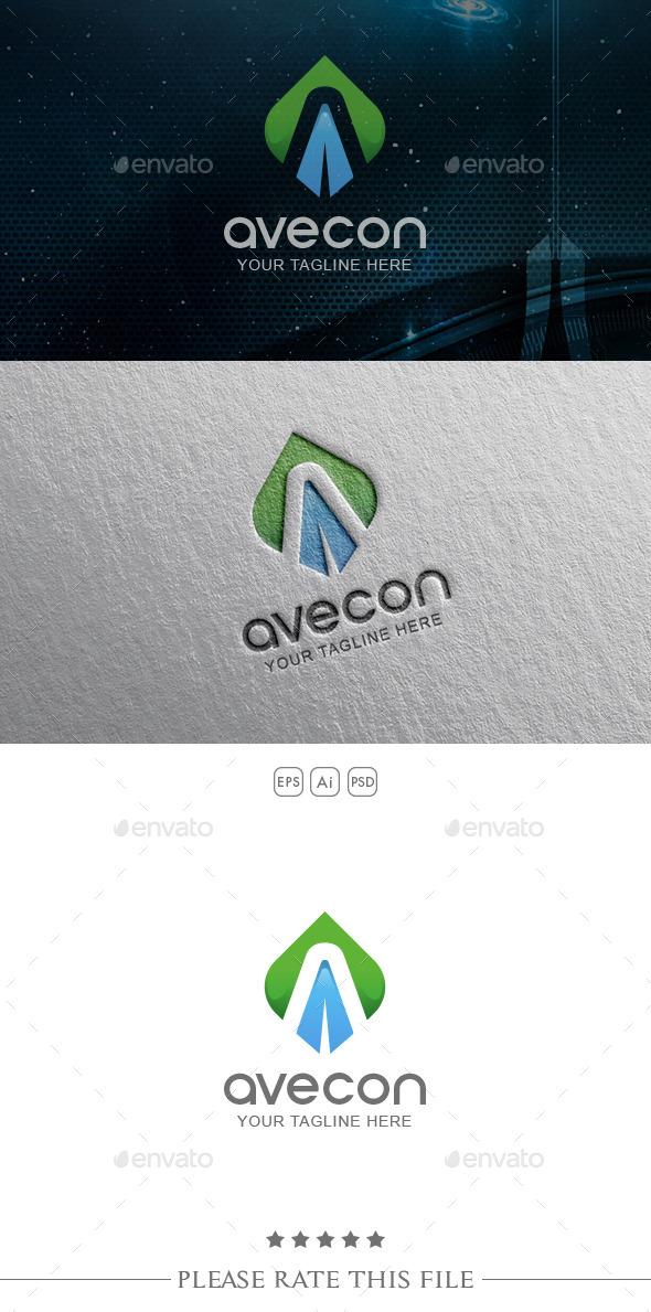 GraphicRiver A Letter Logo 10718818