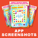 App Screenshots Templates Set #17