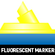 Fluorescent Markers - GraphicRiver Item for Sale
