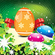 Happy Easter Day Background - GraphicRiver Item for Sale