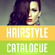 Hairstyle Catalog - GraphicRiver Item for Sale
