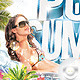 Flyer Pool Party Luxury Summer - GraphicRiver Item for Sale