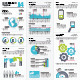 Infographic Vector Templates Collection 14 - GraphicRiver Item for Sale