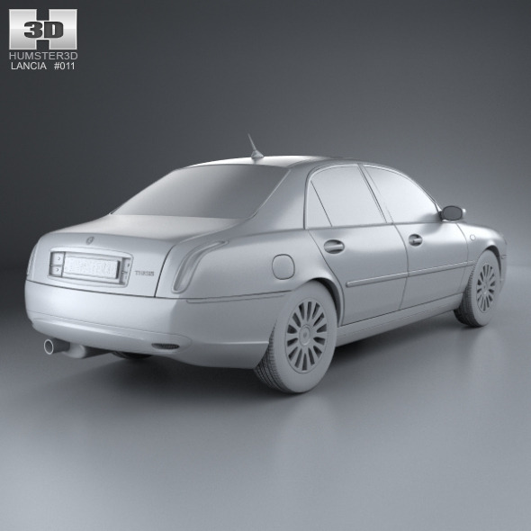 Lancia thesis price new