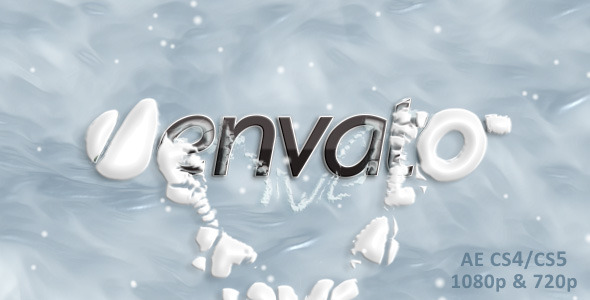 After Effects Project - VideoHive After Snowstorm 1078611