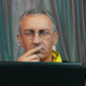 Portrait Dissatisfied Man Reading a Tablet - VideoHive Item for Sale