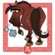 Chinese Astrological Sign Horse - GraphicRiver Item for Sale