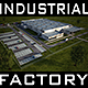 Industrial Building Full Scene (Render Ready) - 3DOcean Item for Sale