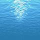 Ocean Under Water Waves
