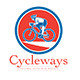 Cycleways Cycling Repairs Logo - GraphicRiver Item for Sale