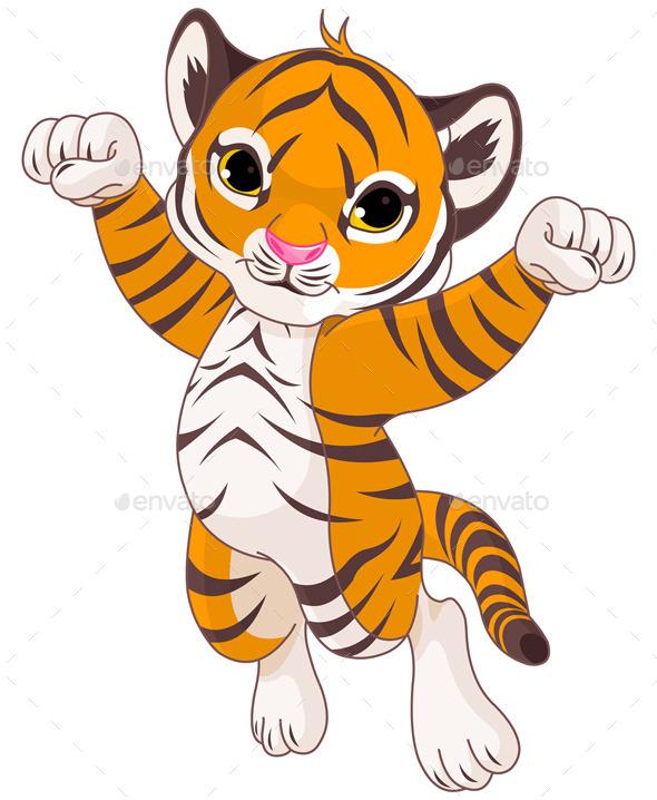 GraphicRiver Tiger 10730726