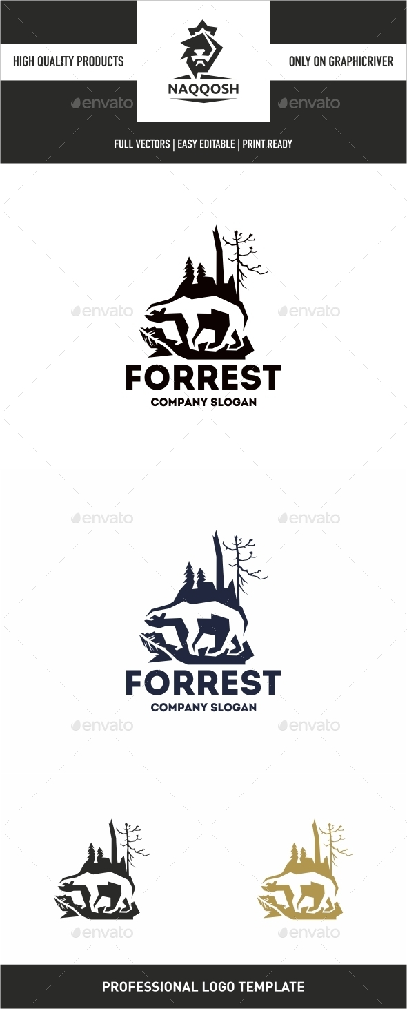 GraphicRiver Forrest 10731067