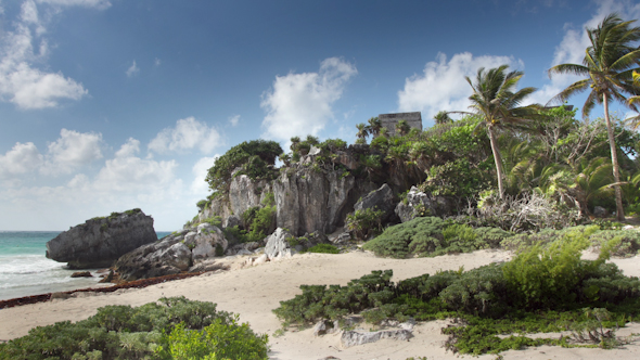 Mayan Ruins Mexico Tulum 2