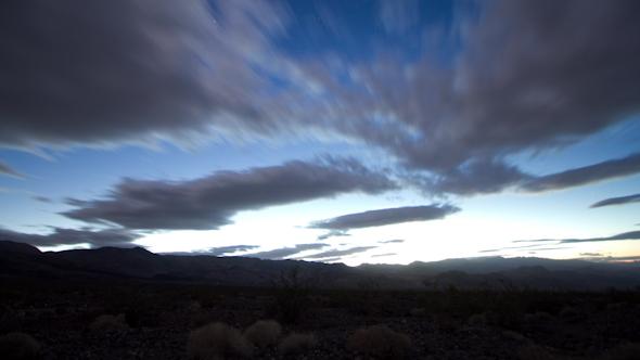 Death Valley Starlapse 1