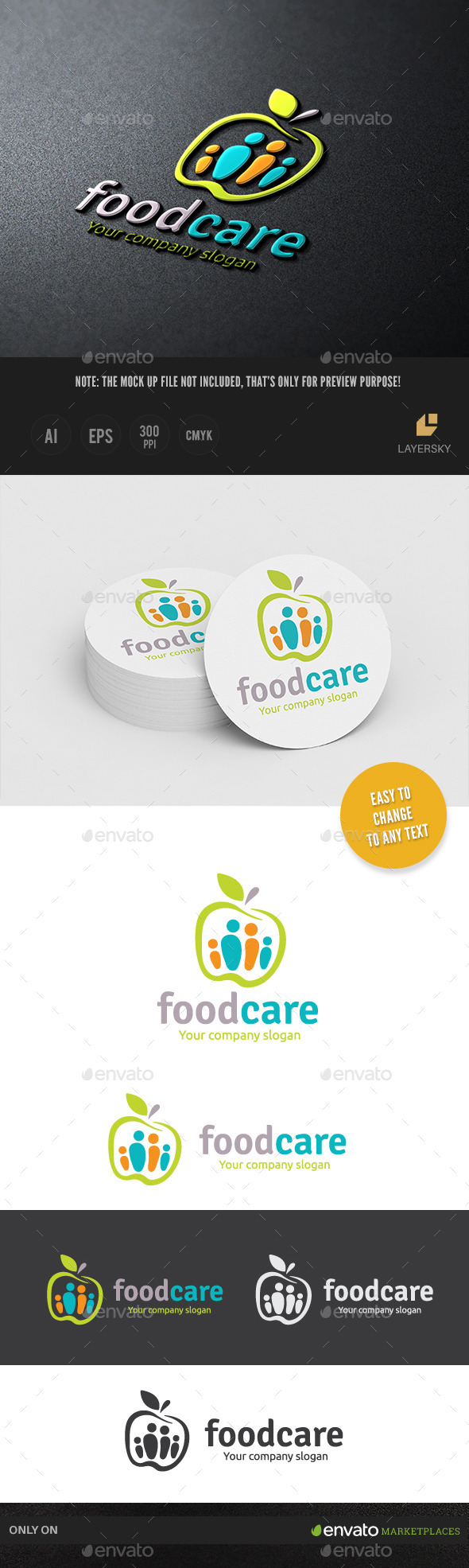 GraphicRiver Family Food Care 10732293