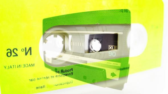 Vintage Cassette Tape 4