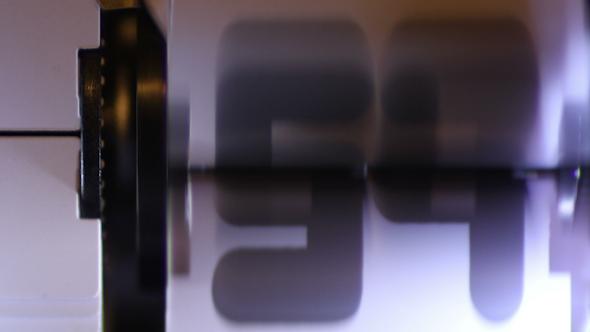 Flip Clock 24
