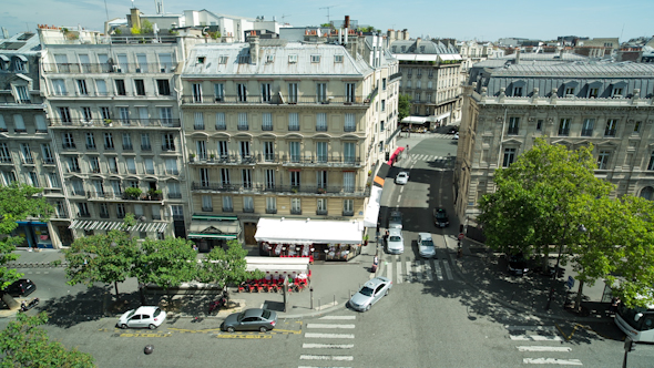 Paris Street View 1