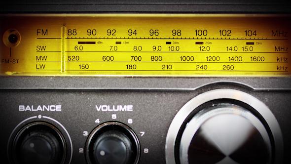 Details Of Retro Vintage Ghettoblaster Dial
