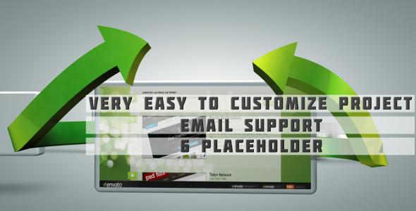 After Effects Project - VideoHive Company Presentation 134058
