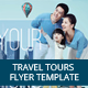 Tour & Travel Flyer/Print - GraphicRiver Item for Sale
