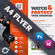 Security Systems Flyer Templates - GraphicRiver Item for Sale